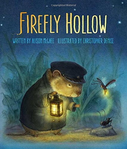 Firefly Hollow by McGhee, Alison (August 18, 2015) Hardcover