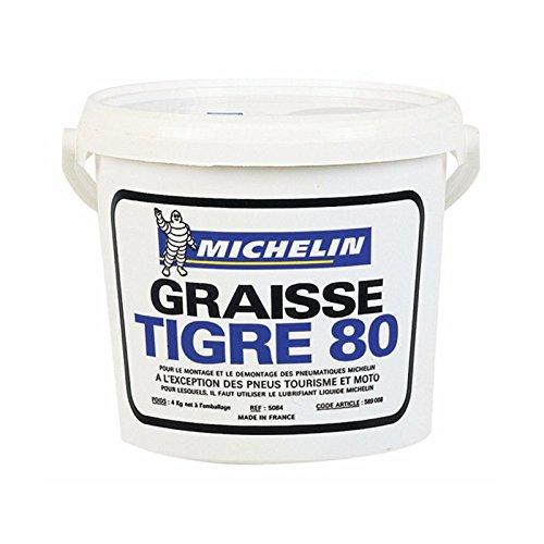 Michelin Tigre Montage-Fett, 4kg, für PL Reifen, Landwirtschaft und Bauwesen