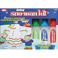 Poof-Slinky 0C8326 Kit bonhomme de neige Sno peinture