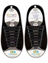 EduToys Unisex Silicone No Tie Elastic Hook Type Shoe Lace for Shoes