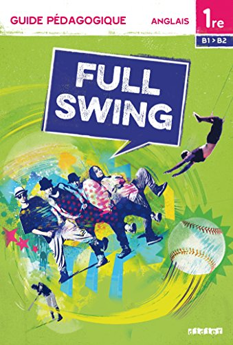 Full Swing 1re - Guide pédagogique - version papier