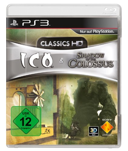 Ico + Shadow of the Colossus Collection