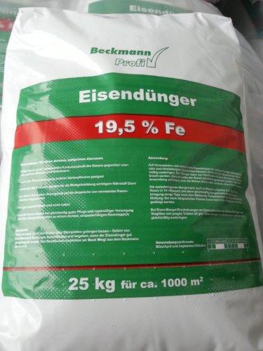 Beckmann Profi Eisendünger 25 Kg