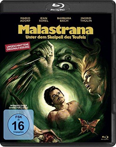 Bild von Malastrana - Unter dem Skalpell des Teufels - Uncut [Blu-ray]