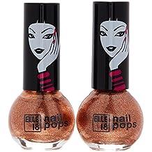 Elle 18 Nail Pops Nail Polish, 05, 5ml (Pack of 2)