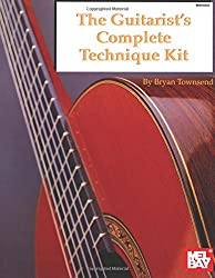 Townsend Bryan The Guitarist'S Complete Technique Kit Guitar Book (Archive Edition)