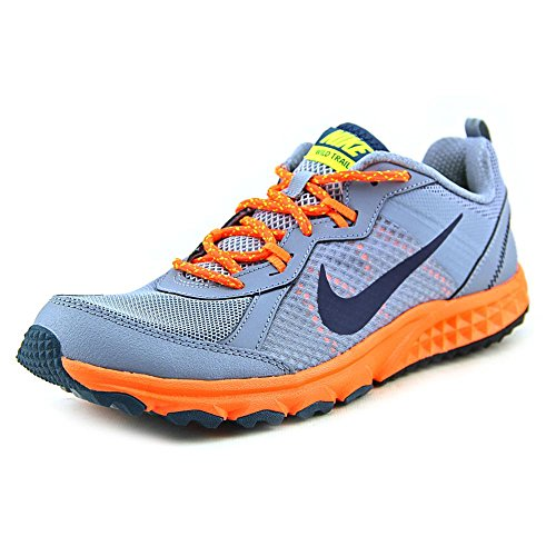 Nike Men Grey Wild Trail Sports Shoes
