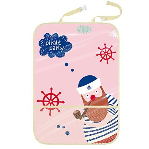 Rückenlehnenschutz 2x Rückenlehnentasche Spielzeugtasche SorgfäLtig AusgewäHlte Materialien Rücksitztasche