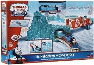 Thomas Icy Boulder Chase Set