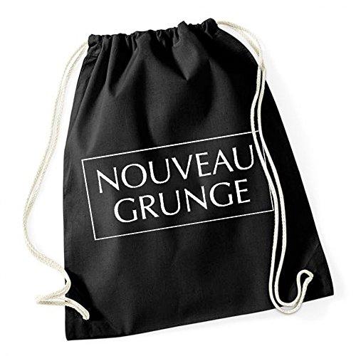 Certified Freak Nouveau Grunge Sac De Gym Noir
