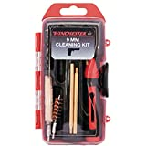 WINCHESTER Complete Cleaning Kit (14pcs) for Pistol & Revolver Caliber 9mm/.38/.357 with 6 Driver Bits
