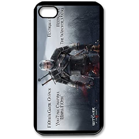 Personalised iPhone 4 4s Full Wrap Printed Plastic Phone Case