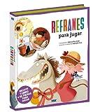 Refranes para jugar (Vox - Infantil / Juvenil - Castellano - A Partir De 3 Años - Colección Libros Para Jugar)