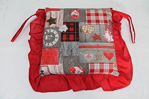 ᐅ Cuscini Natale sedie cucina al miglior prezzo ᐅ Casa MIGLIORE ...