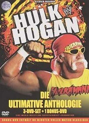 WWE - Hulk Hogan: Die ultimative Anthologie (4 DVDs)