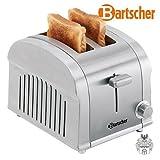 Bartscher Toaster 2 Scheiben 85167200 Art. 100201
