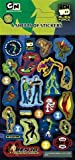 Ben 10 - Alien Force - Party Pack - Aufkleber Ar