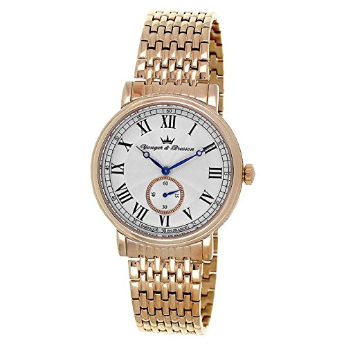 Reloj Yonger & Bresson hombre blanco–HMP 077/BM