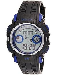 Omax Digital Dial Unisex Watch - DS124