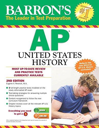 AP U.S. History (Barron's AP United States History)