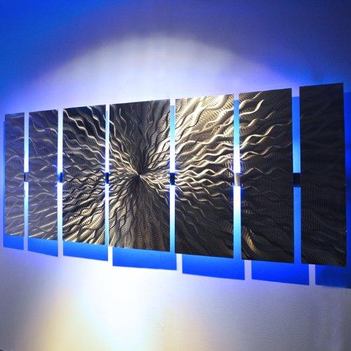 cosmic-consumo-energetico-led-che-cambia-colore-a-led-da-parete-in-metallo-abstract-art-scultura-da-