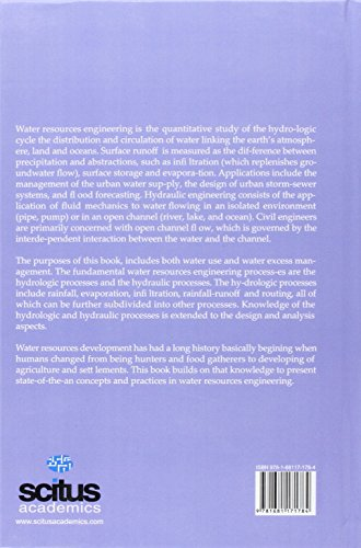 Water Resources Engineering (Civil Engineering)