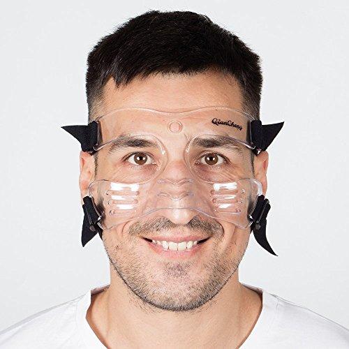 QianCheng maschera protettiva per naso e viso L5