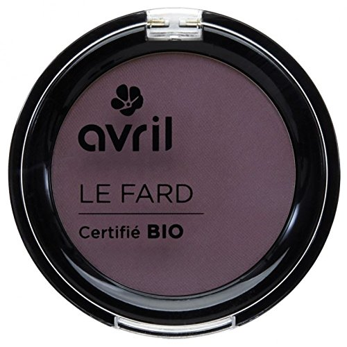 Avril Prune Irisé, 2.5 g -