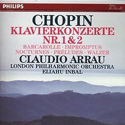 Klavierkonzerte 1 Und 2 U.a.