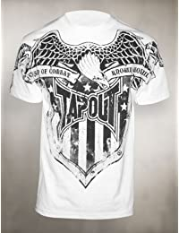 Tapout T-Shirt Jake Shields Weiß