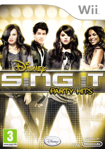 Disney Sing It : Party Hits (wii)