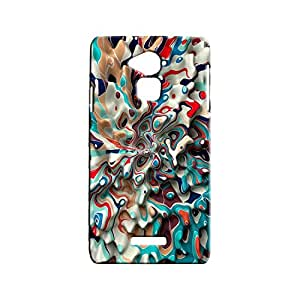 BLUEDIO Designer Printed Back case cover for Coolpad Note 3 - G5501
