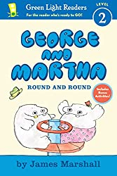 George and Martha: Round and Round (George & Martha Early Readers (Green Light Readers Quality))