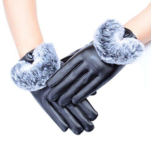 frau-dicke-warme-winter-kalt-lederhandschuhe-plus-samt-multicolorblack-l