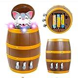 HKFV Bugs Zahme Katze Strange Cat Puzzle Trick Tricky Elektronische Musik Piraten Barrel Mystery Barrel