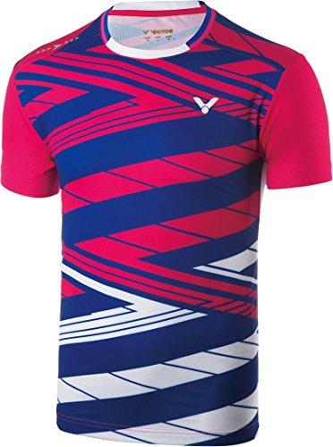 VICTOR Shirt Korea Unisex pink 6448 - XL -