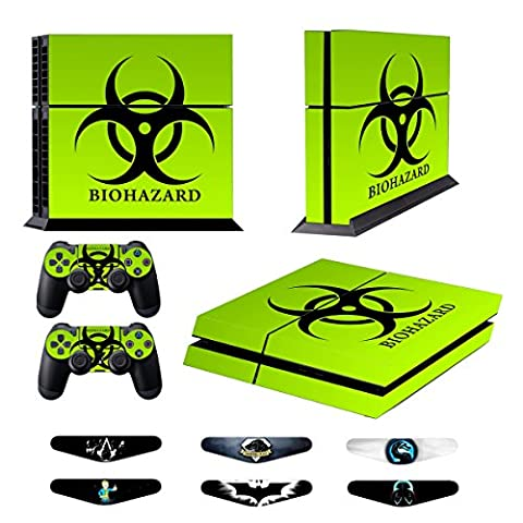 Jeux PS4 Skins Sony PS4 Vinly Decals Playstation 4 Console