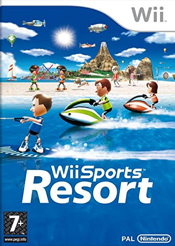 Nintendo Selects : Sports Resort (Nintendo Wii)