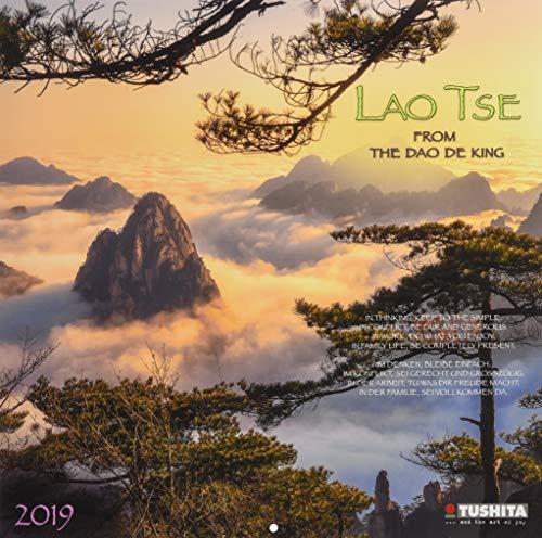 Lao Tse 2019: Kalender 2019 (Mindful Edition)