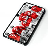 Manchester United Iconic Legends Phone Case Cover - MuggyBug (Apple iPhone 5 or 5S)