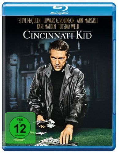 Cincinnati Kid [Blu-ray]
