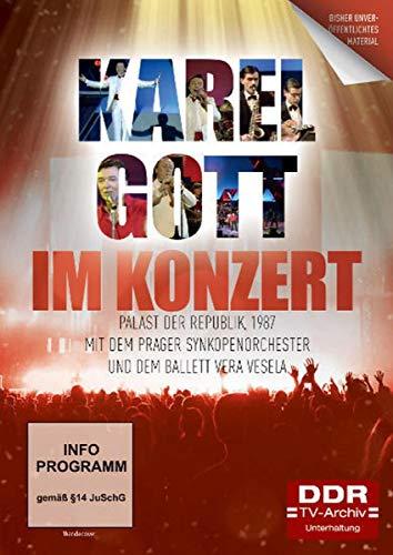 Karel Gott - Im Konzert 1987 im Palast der Republik (DDR TV-Archiv)