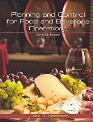 Planning and Control for Food and Beverage Operations by Jack D. Ninemeier (2009-05-01)