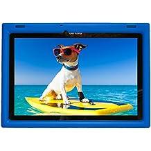 BobjGear Carcasa Resistente Para Tablet Lenovo 10 TB-X103F and Tab 2 A10-30, Tab2 X30F - Bobj Funda Protectora (Azul)