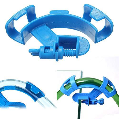 arium Filtration Wasserschlauch Halter Rohrfilter Für Montieren Rohr Aquarium Blau Fest Halten Schlauch Kein Rutschen Aquarium Werkzeug ()