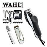 (WAHL)Deluxe Chrome Pro Complete Haircutting Kit (30 Pieces)