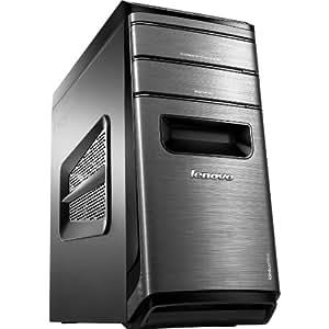 Lenovo IdeaCentre K430 3.1GHz i5-3350P Scrivania Nero, Grigio