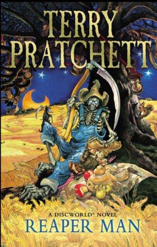Buchseite und Rezensionen zu 'Reaper Man (Discworld, Band 11)' von Terry Pratchett