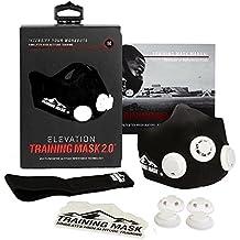 Elevation TrainingMask2.0, Maske für Höhentrainingseffekt, für Kampfsport/Boxen