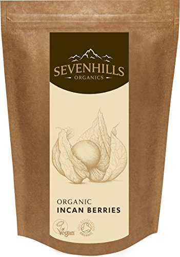 Sevenhills Wholefoods Organic Raw Incan / Golden Berries 300g Test